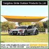 Casal de casamento ao ar livre Folding Garage Canopy Car Rental Cover Tent