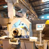 Machine de chanfreinage de coupe de tuyauterie pour ligne de production de bobine de tuyauterie automatisée