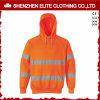 Douane 3m Weerspiegelende Fluo Oranje hallo-Vis Hoodies (elthjc-390)
