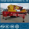 Vrachtwagen van 60 Ton van Sinotruk HOWO de Op zwaar werk berekende met Kraan