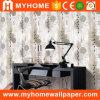 Branco italiano do papel de parede da importação do desenhador para o material de construção
