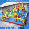 Parque de atracciones inflable del patio para la alameda de compras