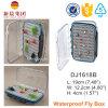 Caixa de pesca lateral dobro plástica desobstruída da mosca