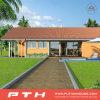 조립식 가벼운 강철 구조물 별장 집 프로젝트