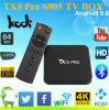 High Performance Kodi 16,1 2g / 16gquad base S905X TX5 PRO
