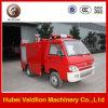 Foton 4X2 1500L 물 탱크 화재 싸움 트럭