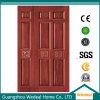 Fabricación Puerta de entrada de madera para hoteles
