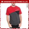 주문 남자의 의류 100%년 면 보통 t-셔츠 (ELTMTI-23)