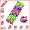 Écharpe multi tubulaire de polyester de mode pour la promotion