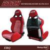 Asiento de coche réplica de la novia Cuga estilo asiento de competición reclinable