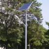High Quality를 가진 18W LED Solar Street Light