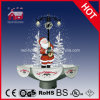 Natale Holiday il Babbo Natale Inside Decoration con Music