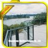 CE ISO SGS approuvé couleur coulée en verre trempé Main courante