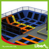 Professional Fabricant Indoor Centre Dodgeball Trampoline