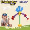 Os brinquedos plásticos do edifício Auto-Montam o brinquedo da inteligência