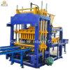 機械に機械を作るコンクリートブロックをするQt5-15ブロックのペーバー