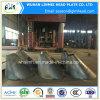 Protezione di estremità inferiore capa conica del contenitore del serbatoio del acciaio al carbonio