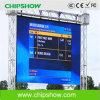 Exposição de diodo emissor de luz ao ar livre do arrendamento da cor cheia de Chipshow Ru5