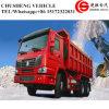 Caminhão de descarregador resistente do caminhão 371HP 40tons da pedra do carregamento do caminhão de descarga