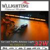 LED-Emergency Fahrzeug-Warnleuchte mit Bildschirmanzeige-Controller
