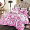 印刷された多綿織物デザイナー寝具のキルトカバー