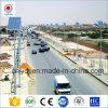 der Garantie-3years Straßenbeleuchtung-Systems-Preis Zeit-der Fabrik-direkter IP65 80W Solar-LED