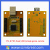 USB del PC a Jamma per la galleria Game Control Boards di Coin