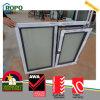 호주 표준 이중 유리로 끼워진 UPVC/PVC 경사 & 회전 Windows