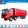 Approvisionnement Sinotruk HOWO 8X4 371HP Camion à benne basculante pour travaux lourds