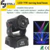 75W LED bewegliches Hauptmuster-Licht für Verein (HL-12ST)
