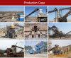 Chaîne de production/pierre concasseuses en pierre grandes écrasant la centrale
