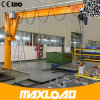 Velocidade de levantamento portátil da eficiência elevada mini guindaste de patíbulo de 2 toneladas