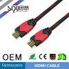Видеоий аудиоего оптовой продажи кабеля цены 1.4V 3D HDMI Sipu самое лучшее