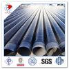 Sch40 ASTM A53 Grb 3PE überzogenes Smls CS Rohr