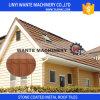 다채로운 알루미늄 건물 지붕 물자 돌 입히는 금속 기와