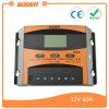 Regolatore intelligente solare del comitato solare PWM del sistema domestico di volt 60A di Suoer 12 (ST-C1260)