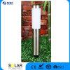 Cylindrée LED à énergie solaire Lumière de pelouse Éclairage extérieur