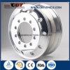 RIM de roue d'alliage de l'aluminium 24.5  pour des camions et des remorques
