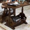 Table basse en bois de style américain pour meubles d'habitation (AS811)