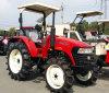 De nieuwe Tractoren van de Wereld 4WD 100HP van de Tractoren van het Wiel van de Aankomst