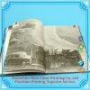 Fabbrica di stampa dell'opuscolo della carta di arte della scheda della stampa del libretto