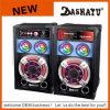 PROhölzerner Plastikmultimedia-Lautsprecher-Audiokasten (XD8-8007)