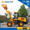 Lader van de Lage Prijs van de Tractor van de Machines van de bouw de Voor met Bedieningshendel