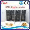 Volles Automatic Large Poultry Chicken Egg Incubator für 19712 Eggs