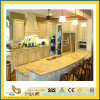 Polished Rust Gold Yellow Granite Countertop for Kitchen/Bathroom (YQC)
