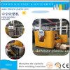 0~4L PE/PP 세탁기술자 액체 병 밀어남 중공 성형 기계