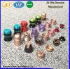 Части CNC изготовленный на заказ точности высокого качества алюминиевой подвергая механической обработке поворачивая