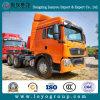 [سنوتروك] [هووو] [ت5غ] [6إكس4] جرار شاحنة عمليّة بيع حارّ في إندونيسيا