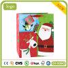 クリスマス赤い袋の老人の木靴GIFの紙袋
