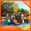Im Freieninteraktions-Vergnügungspark-Kind-Spielwaren-Plastikplättchen für Kinder